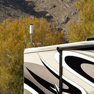 Top Signal HiBoost 10K Smart Link 65 Large RV Park kit for class A motorhomes