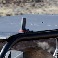 weBoost 470135 Drive Sleek UTV/ATV Edition broadcast antenna setup