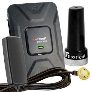 weBoost Drive X Fleet Professional Cell Signal Booster 475021