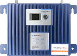 WilsonPro 1000C 4G cellular DAS signal booster with Cloud Service integration