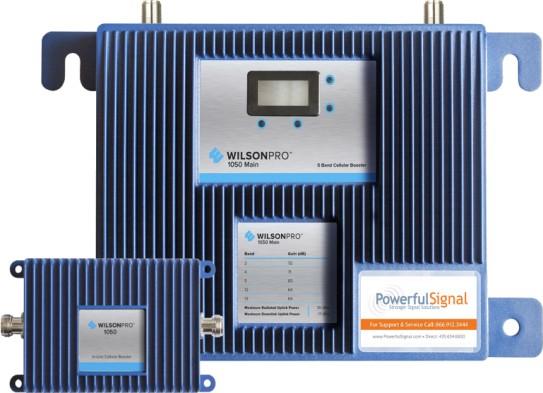 WilsonPro 1050 4G cellular DAS signal booster