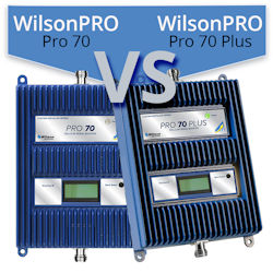 WilsonPro 70 (465134) vs. WilsonPro 70 Plus (463127/463227)