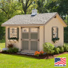 8' x 12' Heritage Shed Kit