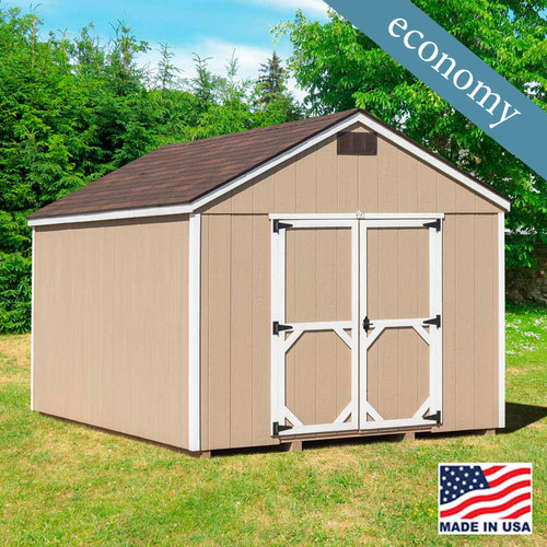 Craftsman Shed KIt