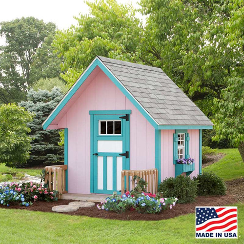 EZ - Fit A-Frame Playhouse | EZ Fit Sheds, Ohio