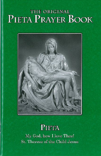 The Pieta Prayer Book (Large Print)
