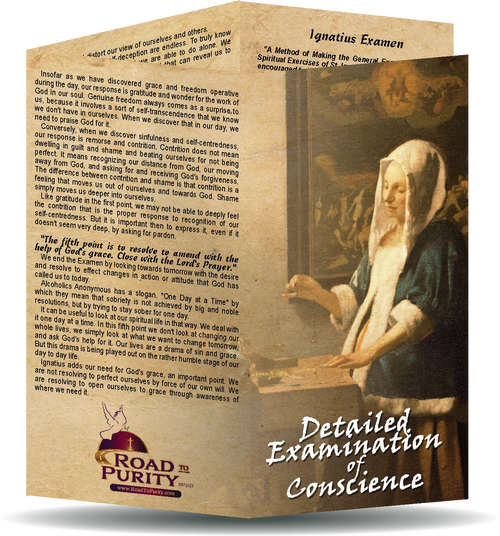 Detailed Examination of Conscience