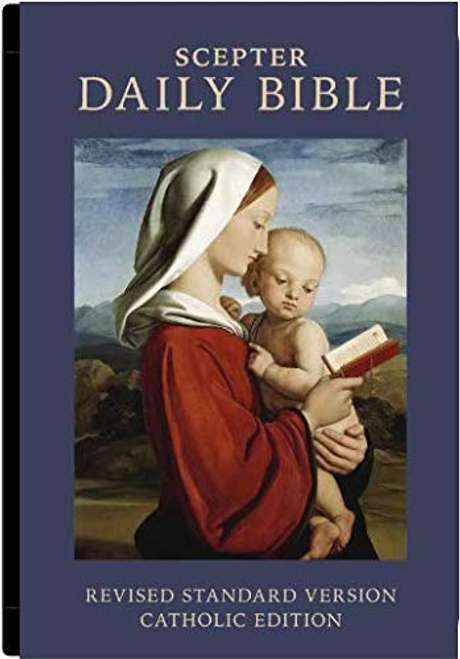 Daily Travel Catholic Bible from Scepter RSV Catholic