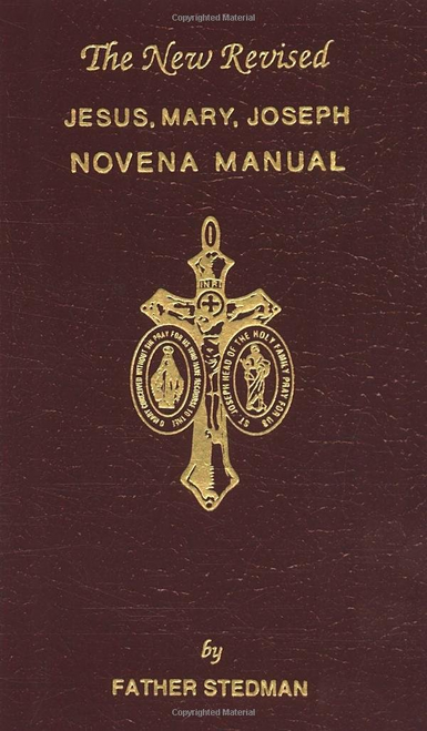 Jesus, Mary, Joseph Novena manual