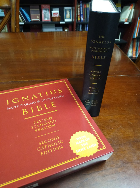 Ignatius Note-taking & Journaling Bible