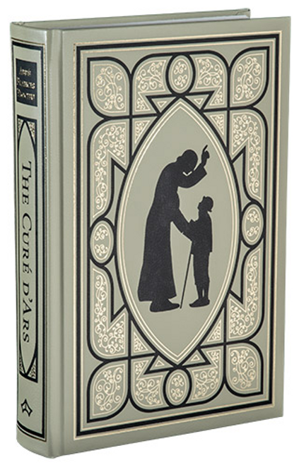 The Cure D'Ares by St. Jean-Marie-Baptiste Vianney, Leather Hardback