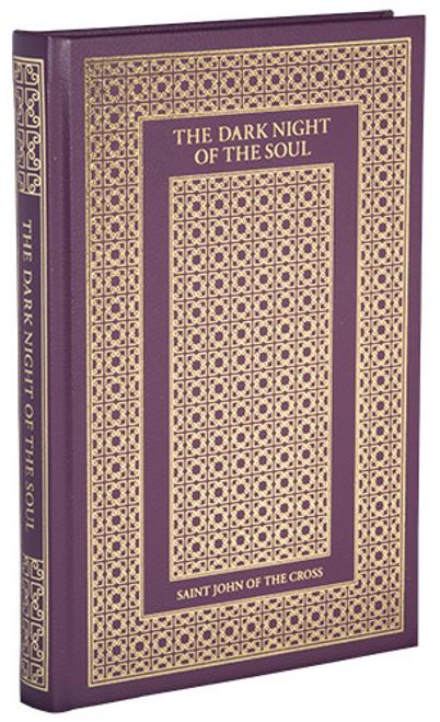 The Dark Night Of The Soul by Saint John of the Cross, Leather Hardback