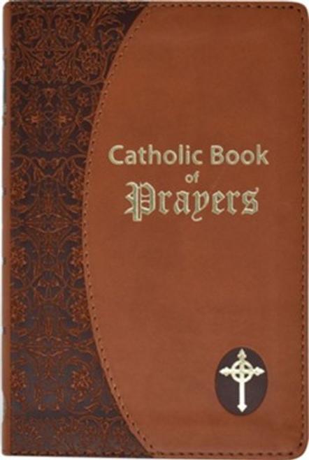 Catholic Book of Prayers: Popular Catholic Prayers Arranged for Everyday Use, Imitation Leather