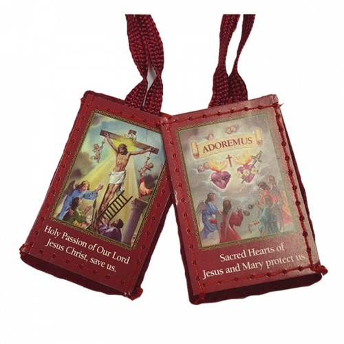 Red Scapular: A Spiritual Weapon and Devotion to the Passion of Christ