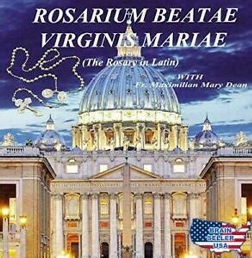 Rosarium Beatae Virginis Mariae (The Rosary In Latin)