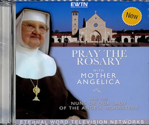 Pray the Rosary with Mother Angelica CD