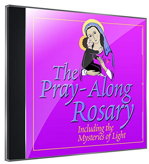 Pray Along Rosary CD: Including the Mysteries of Light