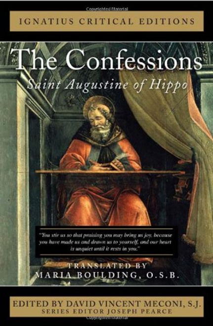 The Confessions: Saint Augustine of Hippo