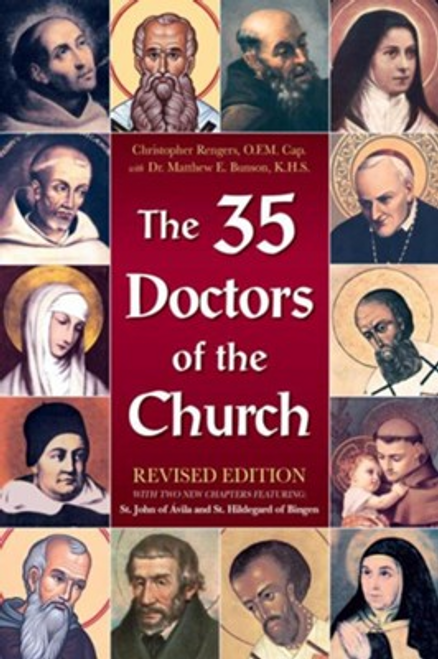 The 35 Doctors of the Church, Saints, Foundation