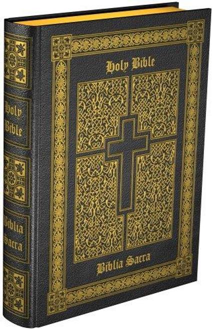 Douay-Rheims & Clementina Vulgata Bible [side-by-side]
