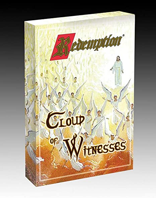 Redemption Card Game Expansion: Cloud of Witnesses