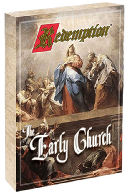 Redemption Card Game Expansion: The Early Church