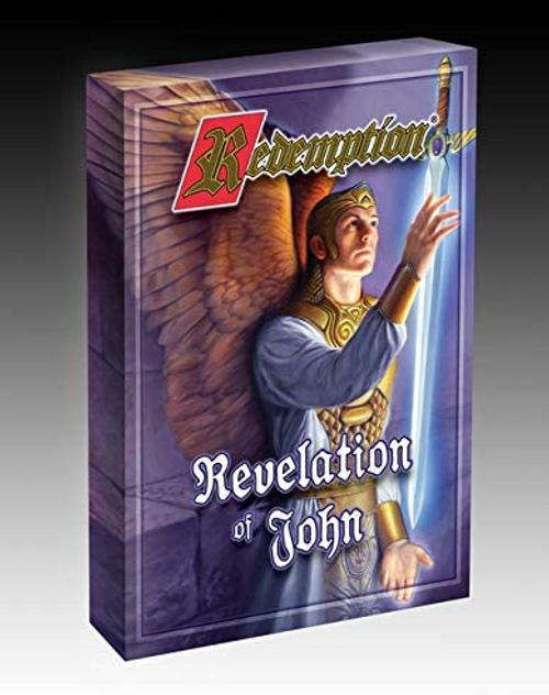 Redemption Card Game Expansion: Revelation of John