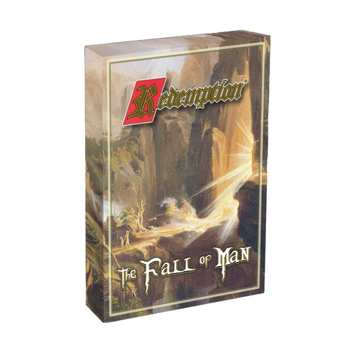 Redemption Card Game Expansion: The Fall of Man