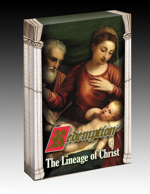 Redemption Card Game Expansion: The Lineage of Christ