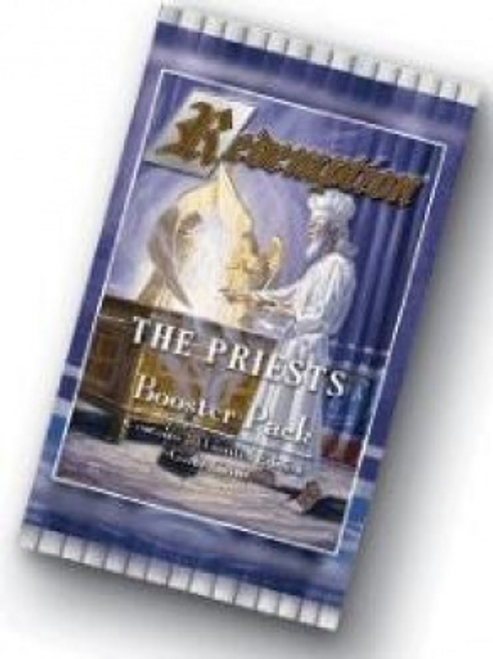 Redemption Card Game Booster Pack: The Priests