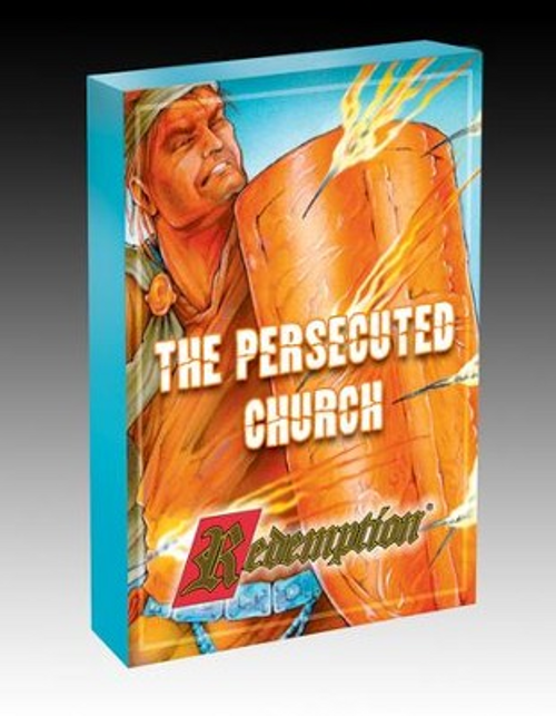 Redemption Card Game Expansion: Persecuted Church