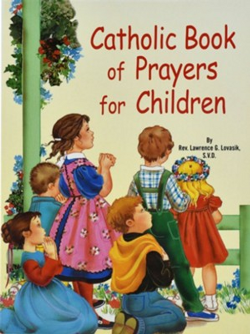 A treasury of essential prayers for young believers. Illustrated in full color in good quality paper. Author Rev. L. Lovasik, S.V.D and Rev. J. Winkler, OFM Conv.
