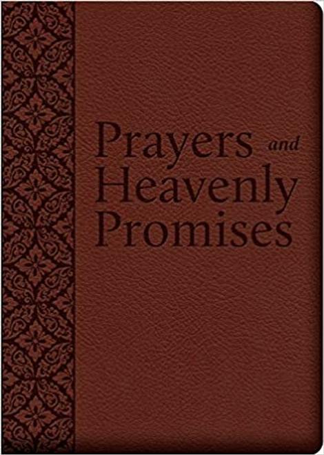 Prayers and Heavenly Promises Prayer Book