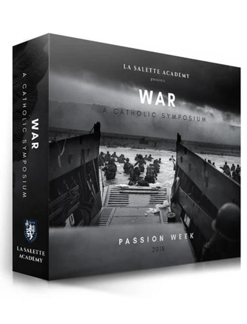 War: A Catholic Symposium Audio CD A CATHOLIC PERSPECTIVE OF WAR