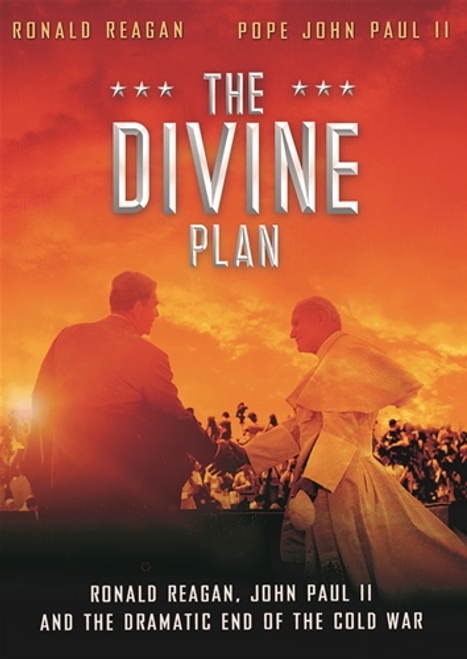 The Divine Plan: Ronald Reagan, John Paul II and the Dramatic End of the Cold War DVD