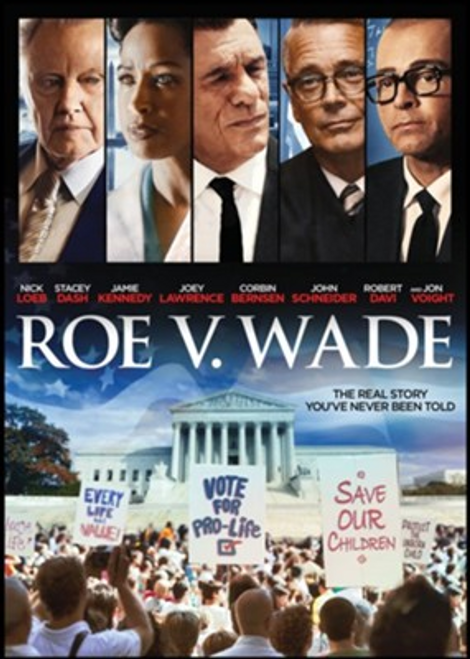 Dr. Bernard Nathanson and Dr. Mildred Jefferson square off in a national battle in this untold conspiracy that led to the most famous and controversial court case in history. Roe v Wade is a compelling and deeper look into the parties involved on both sides of this landmark decision. Starring Jon Voight, Nick Loeb, Stacey Dash and Greer Grammer. Rated PG-13. English SDH subtitles. Approx. 112 minutes.