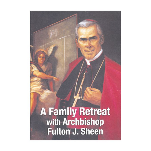 Take a spiritual retreat with one of the most beloved preachers of our times. Archbishop Sheen instructs the faithful on topics such as Confession, the Mass, sexual activity as understood by the Catholic Church, the nature of love and more. One of the best traits of this man is his clear but gentle way of explaining things.