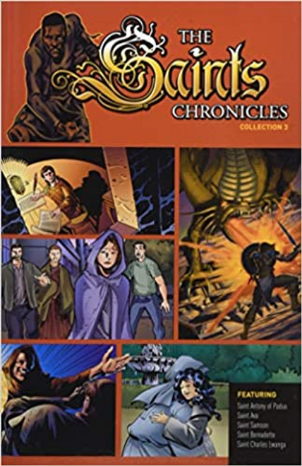 The Saints Chronicles Collection 3