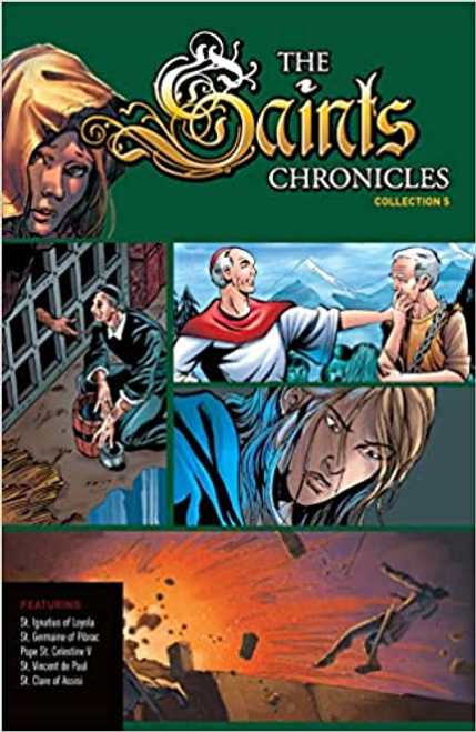 The Saints Chronicles Collection 5
