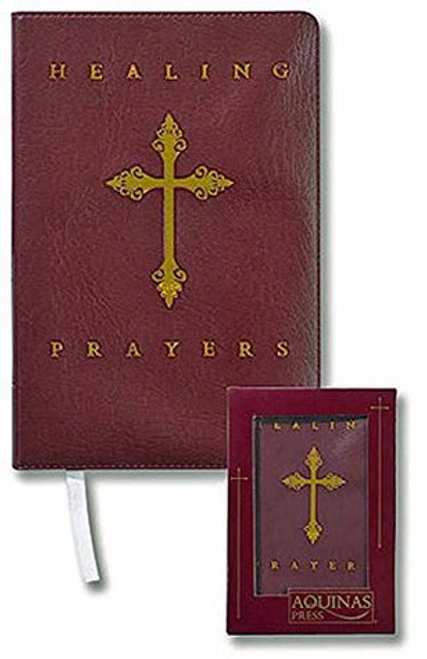 Prayers to help readers connect with God's healing power, both directly and through the intercession of Mary and the Saints.  Includes over 40 prayers for specific needs. Features treasured Catholic devotions, including Adoration of the Blessed Sacrament, Consecration to the Sacred Heart, the Rosary of the Virgin and many more.