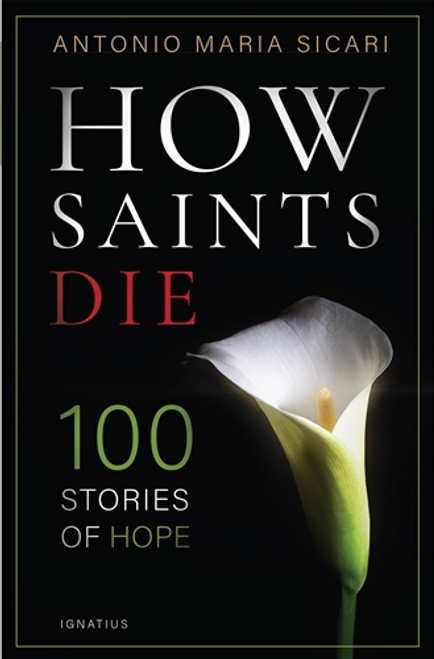 talian Carmelite Antonio Maria Sicari's vibrant biographies of saints—from Augustine to Catherine of Siena to Faustina Kowalska—have been read across Europe for decades. InHow Saints Die, Sicari turns to the most difficult challenge in the life of a Christian: the hour of death.
