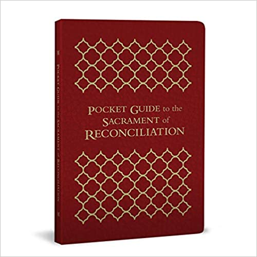 The Pocket Guide to the Sacrament of Reconciliation is a beautiful, prayerful book by Fr. Mike Schmitz and Fr. Josh Johnson