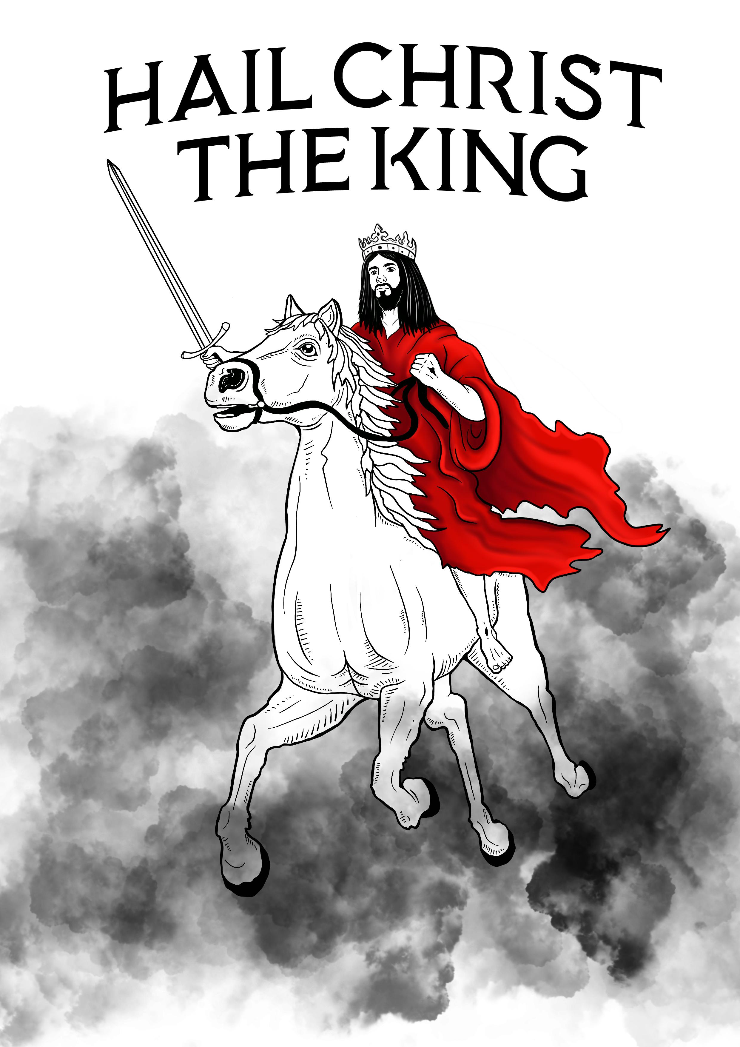 Hail Christ the King