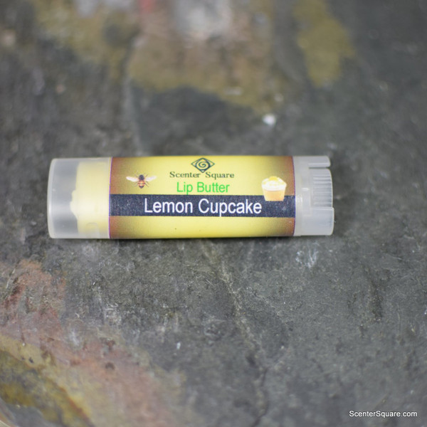 Lemon Cupcake  Lip Butter
