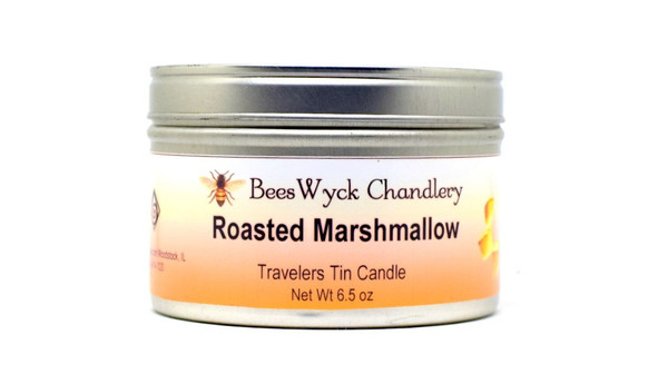Roasted Marshmallows Candle Tin 8 oz