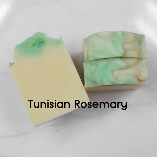 Tunisian Rosemary Essential Oil Soap