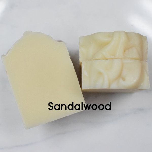 Sandalwood Scent Soap