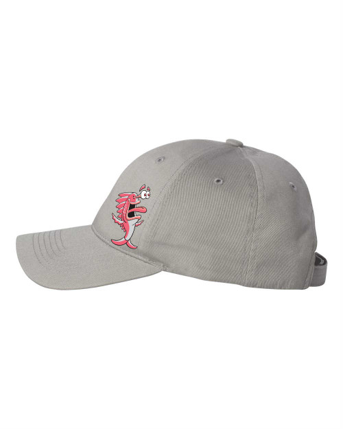 Valuecap Sandwich Trucker Lt gray- pink MOMO
