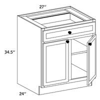 B27 - Base Double Door-CC9000