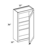 W1236 - Wall Single Door-CC9000